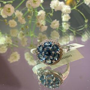 Jewelry - 925 Sapphire Ring